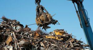 بازیافت ضایعات آهن و روی