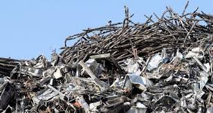 روش های انبارکردن ضایعات آهن