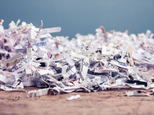 کاغذهای باطله قابل بازیافت