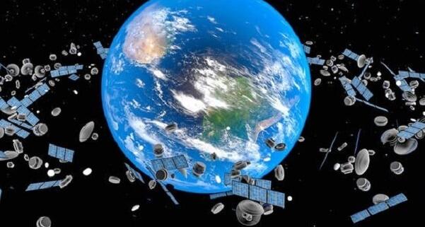 طرح چینی ها برای نابود کردن ضایعات فضایی