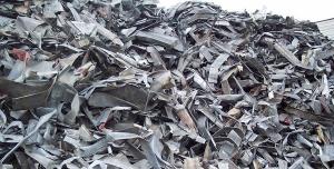 بازیافت ضایعات فلز روی